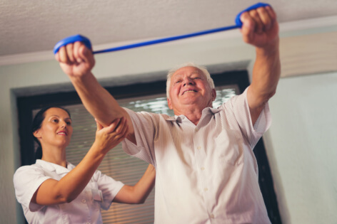 Is Physical Therapy Good for Your Aging Loved One?