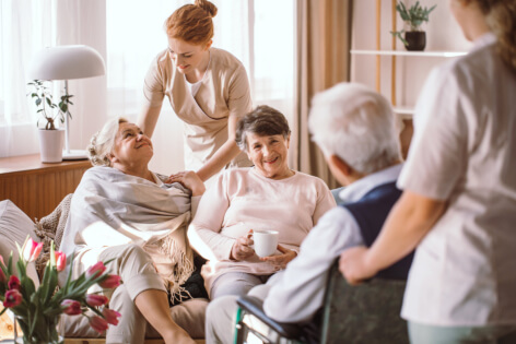 Ending Senior Social Isolation, Why Is It Important?