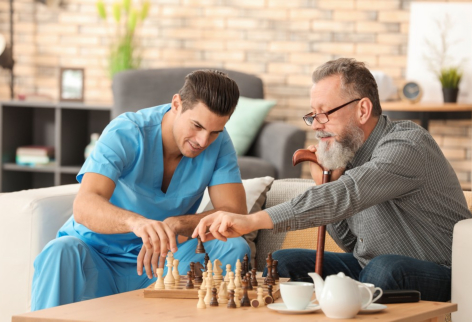 Helping Aging Loved Ones With Their Mental Health