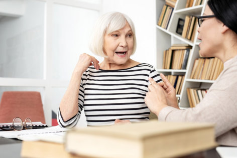 How Does Speech Therapy Help the Geriatric Population?